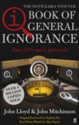 (ebook) QI: The Book of General Ignorance - The Noticeably Stouter Edition