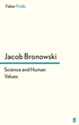 (ebook) Science and Human Values