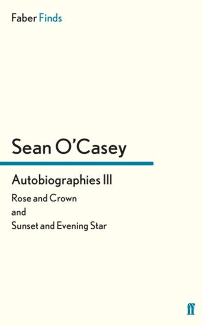 (ebook) Autobiographies III