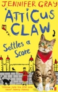 (ebook) Atticus Claw Settles a Score - Children's Fiction