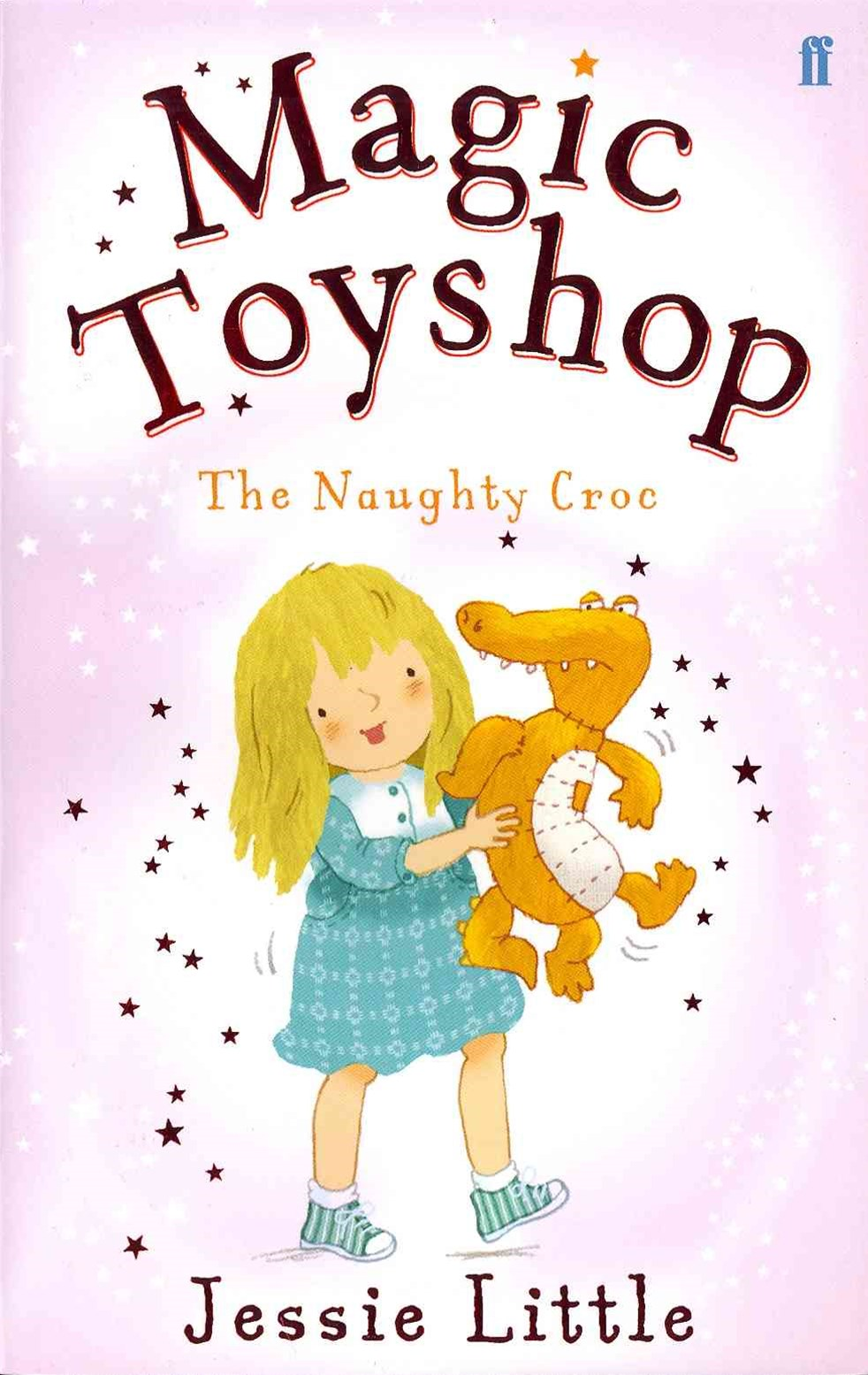 Magic Toyshop: The Naughty Croc
