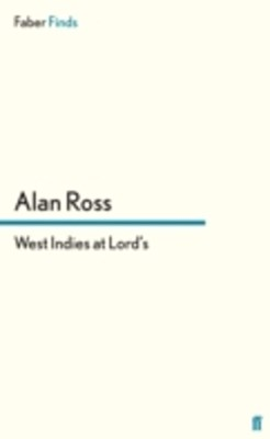 (ebook) West Indies at Lord's