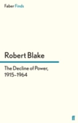 Decline of Power, 1915-1964