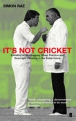 (ebook) It's Not Cricket
