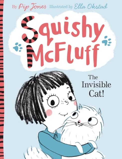 (ebook) Squishy McFluff: The Invisible Cat!
