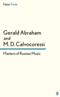 (ebook) Masters of Russian Music - Biographies Entertainment