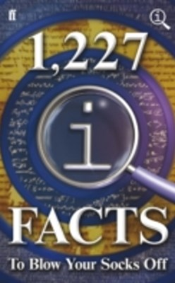 (ebook) 1,227 QI Facts To Blow Your Socks Off