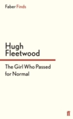 (ebook) Girl Who Passed for Normal