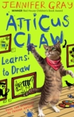 (ebook) Atticus Claw Learns to Draw