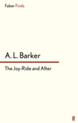 (ebook) Joy-Ride and After