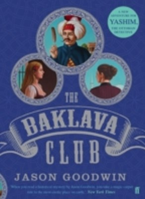 (ebook) Baklava Club
