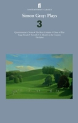 (ebook) Simon Gray: Plays 3