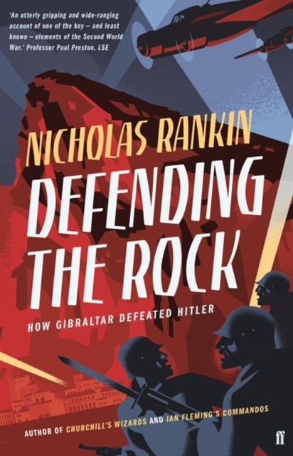(ebook) Defending the Rock
