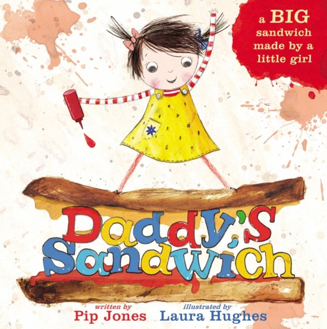 (ebook) Daddy's Sandwich