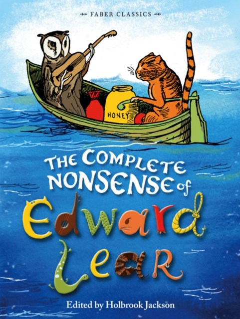 (ebook) Complete Nonsense of Edward Lear