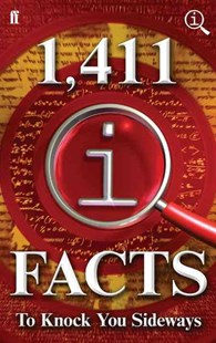 1,411 QI Facts To Knock You Sideways by John Lloyd, John Mitchinson, James Harkin (9780571317776) - HardCover - Humour General Humour
