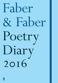 Faber Poetry Diary 2016
