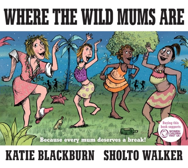 (ebook) Where the Wild Mums Are