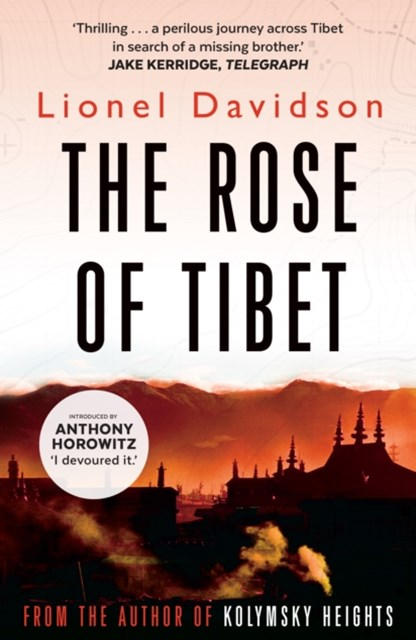 (ebook) Rose of Tibet