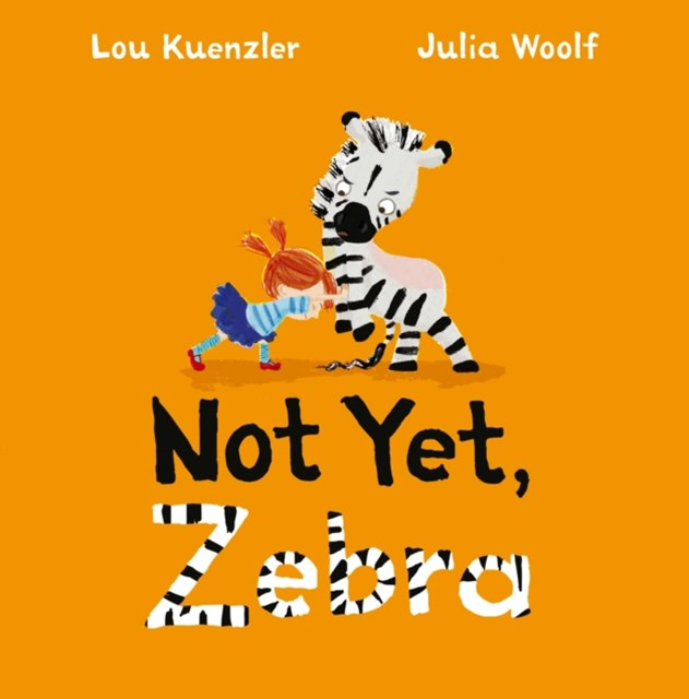 (ebook) Not Yet Zebra
