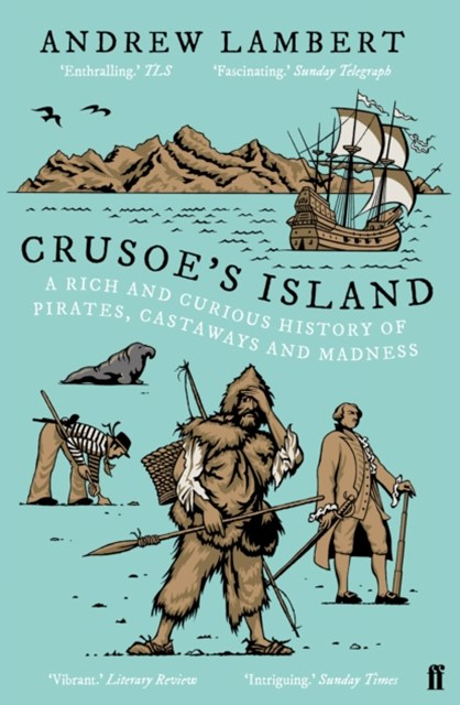 (ebook) Crusoe's Island
