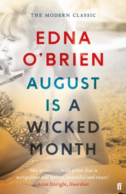 (ebook) August is a Wicked Month
