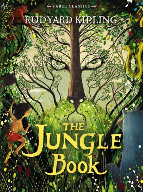 (ebook) Jungle Book