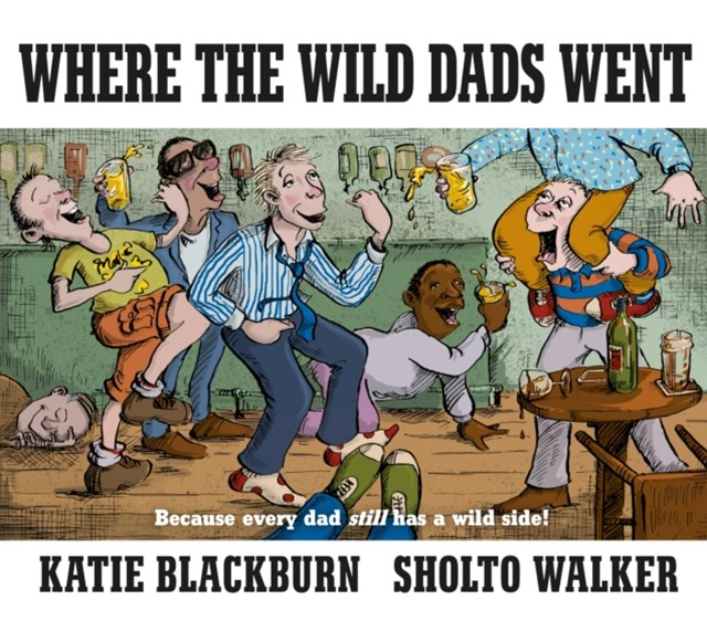 (ebook) Where the Wild Dads Went