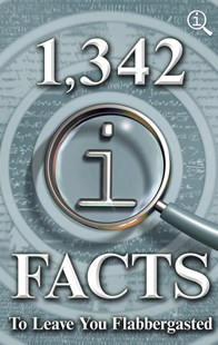 1,342 QI Facts To Leave You Flabbergasted by John Lloyd, John Mitchinson, James Harkin (9780571332465) - HardCover - Humour General Humour