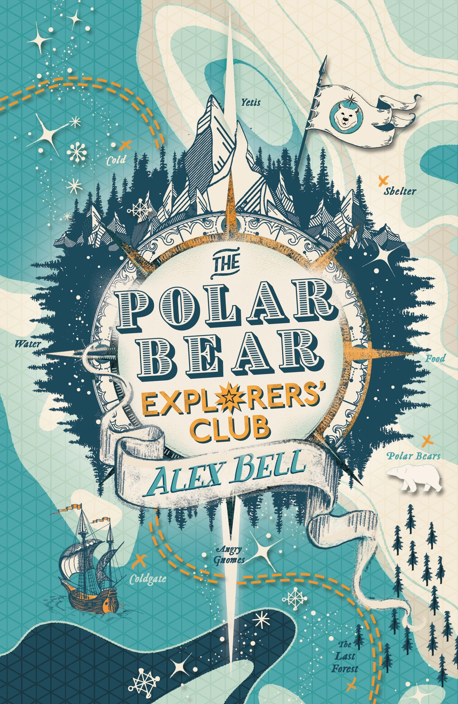 The Polar Bear Explorers' Club (Explorers' Club 1)