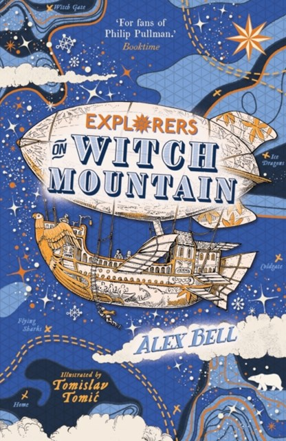 (ebook) Explorers on Witch Mountain