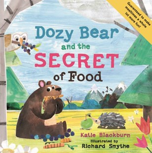 (ebook) Dozy Bear and the Secret of Food - Children's Fiction