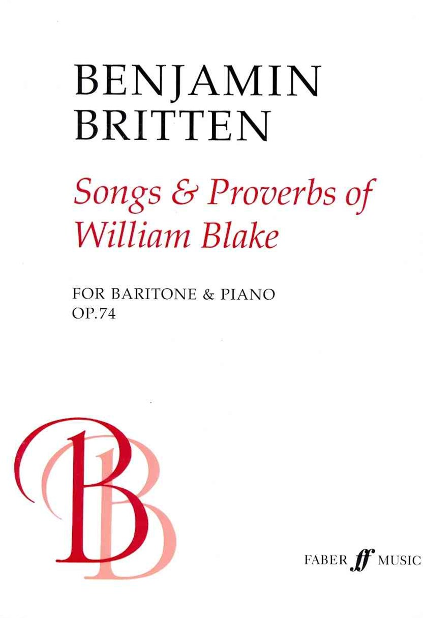 Songs and Proverbs of William Blake
