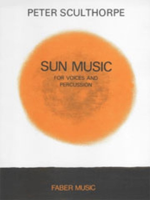 Sun Music for Voices