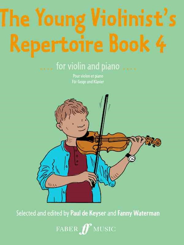 Young Violinist's Repertoire