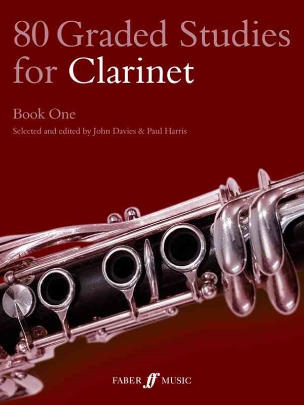 80 Graded Studies for Clarinet