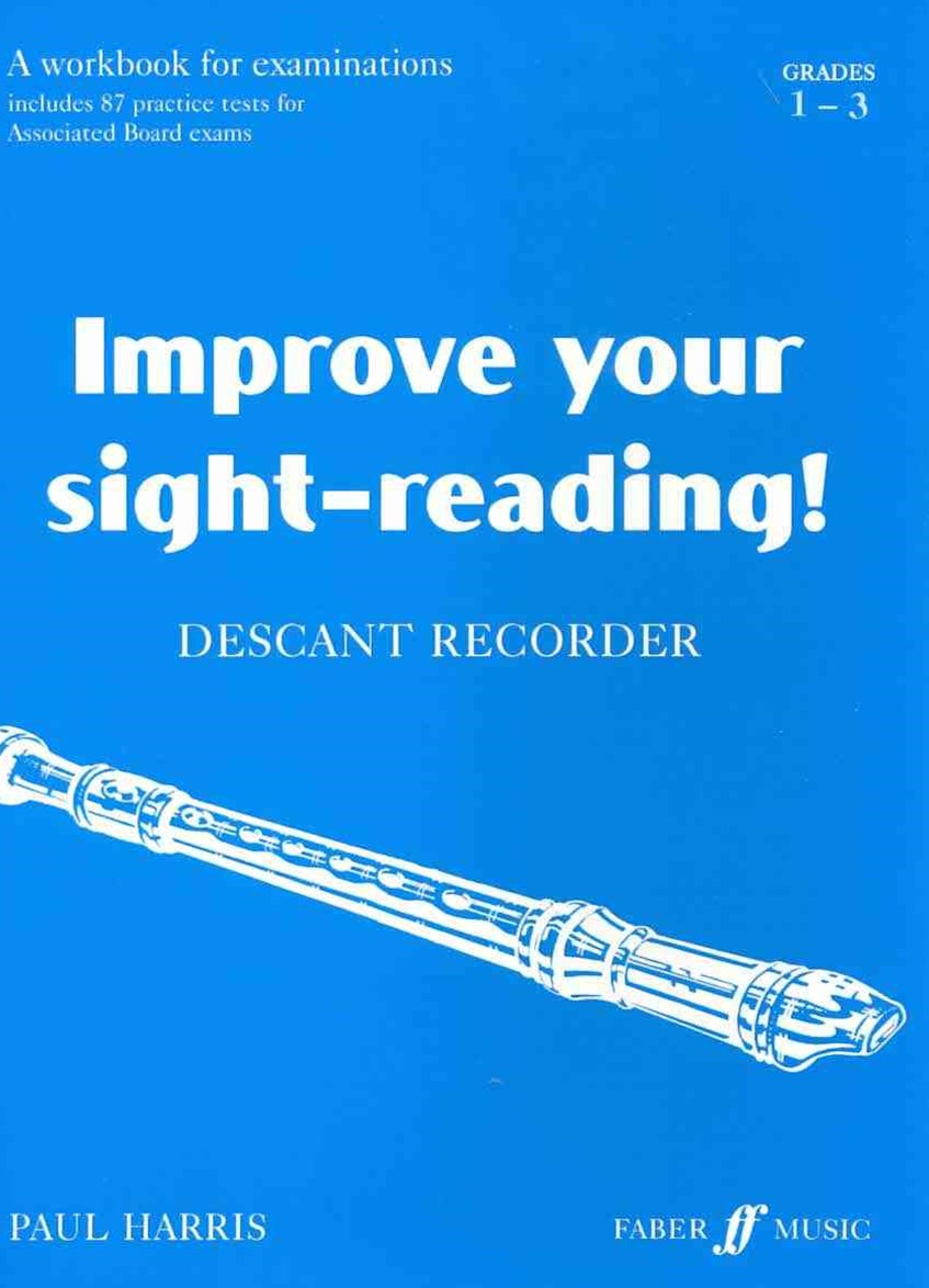 Improve Your Sight-reading! Descant Recorder