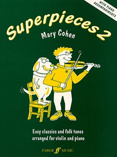 Superpieces by Mary Cohen, M. Cohen (9780571518708) - PaperBack - Entertainment Music Technique