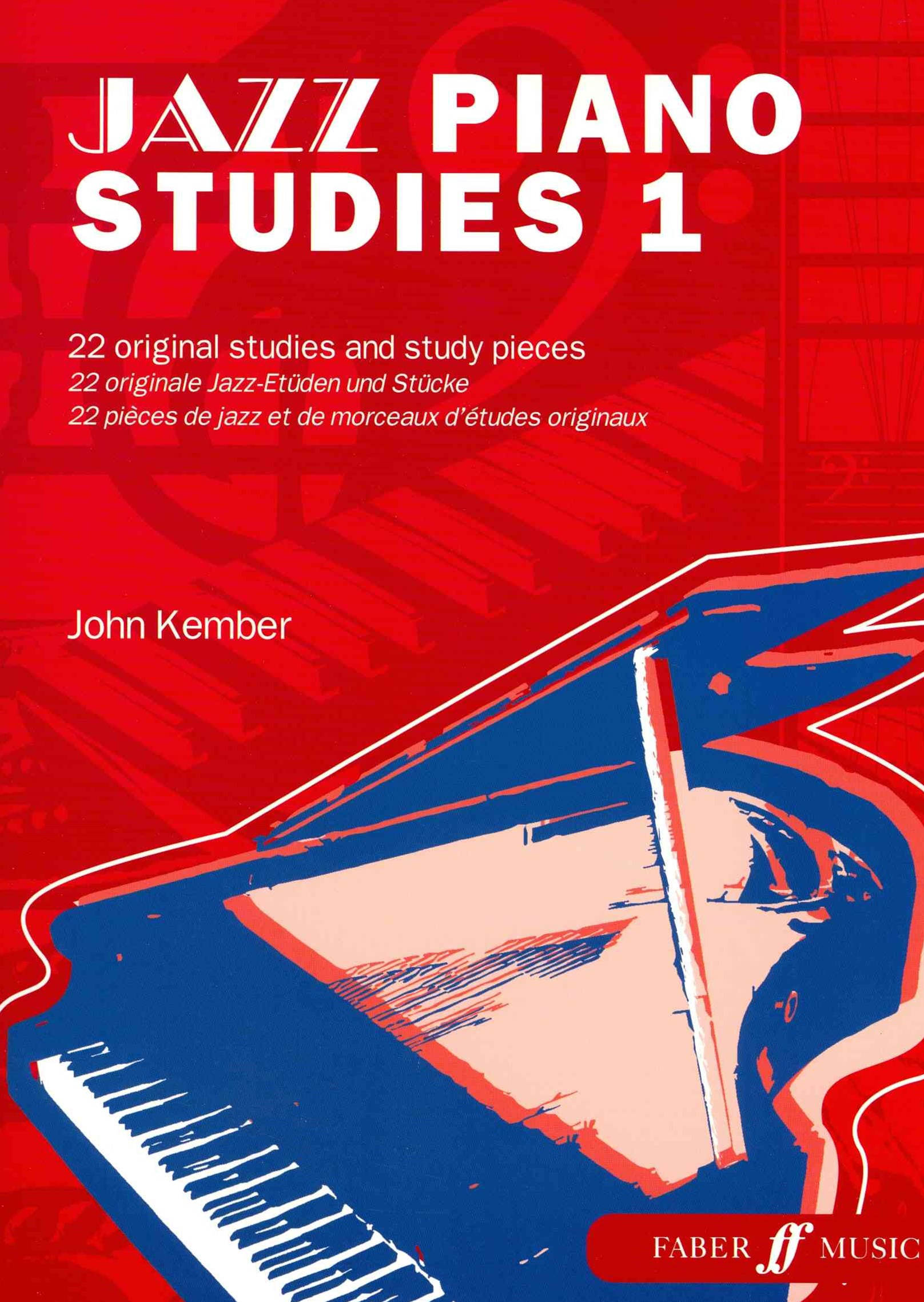 Progressive Jazz Studies. Piano