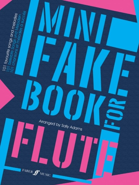 Mini Fake Book for Flute