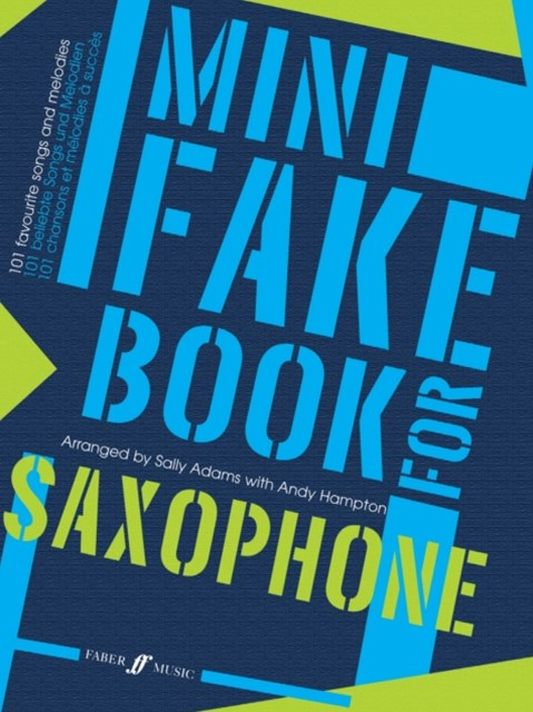 Mini Fake Book for Alto Saxophone