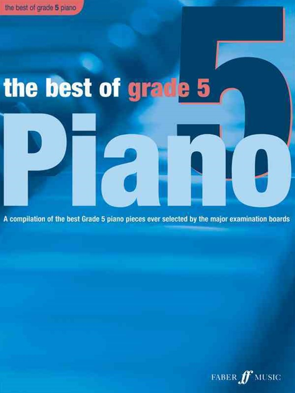 Best of Grade 5 (piano)