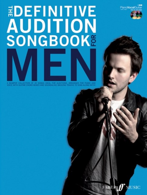 Definitive Audition Songbook for Men