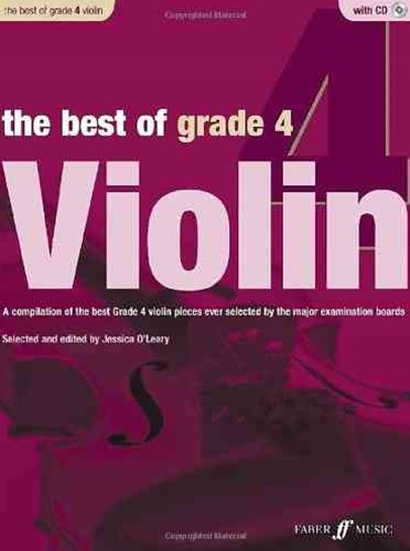 Best of Grade 4 Violin (Violin with Paino Accompaniment)