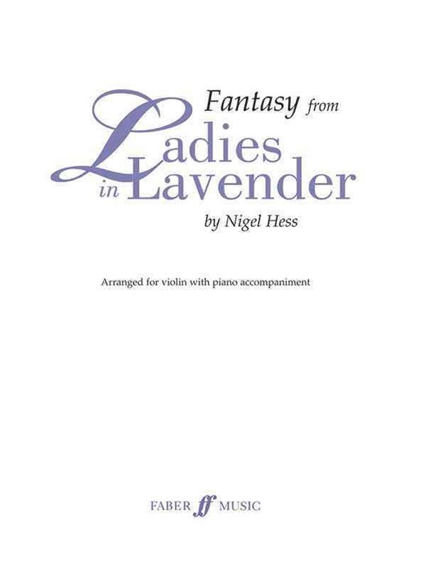 Fantasy for Ladies in Lavender
