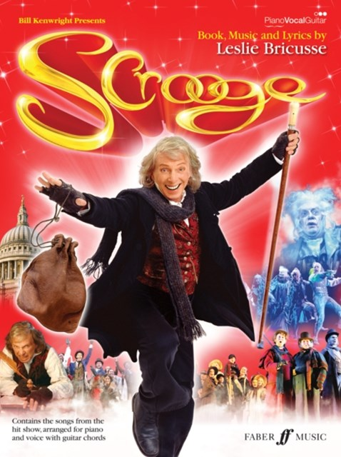 Scrooge The Musical (Vocal Selections)