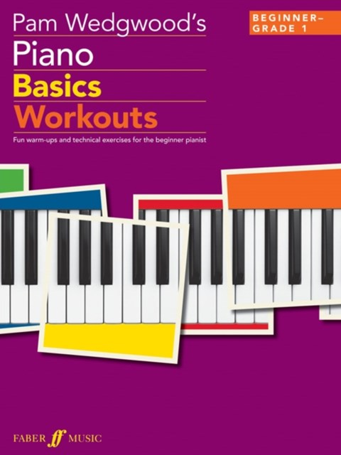 Pam Wedgwood's Piano Basics Workouts (Piano Solo)