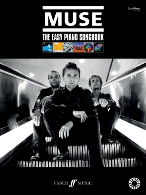 Muse: The Easy Piano Songbook (Piano Solo)