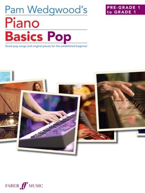 Pam Wedgwood's Piano Basics Pop (Piano Solo)