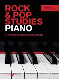 Rock & Pop Studies (Piano) by Lucy Holliday, Oliver Weeks (9780571539086) - PaperBack - Entertainment Music General